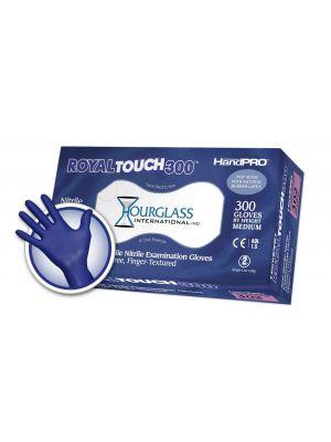 RoyalTouch300 Nitrile Exam Gloves Medium