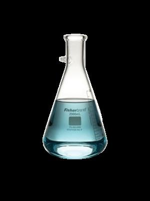 Borosilicate Glass Vacuum Filter Flask Side Arm
