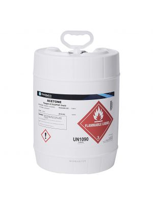 ACETONE, ACS/USP 5 GALLON POLY PAIL