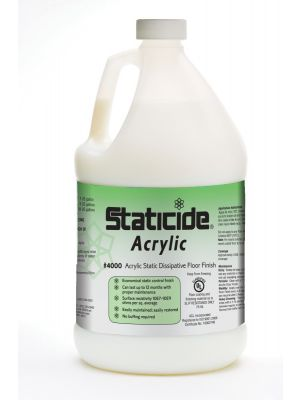Staticide Acrylic Dissipative Floor Finish
