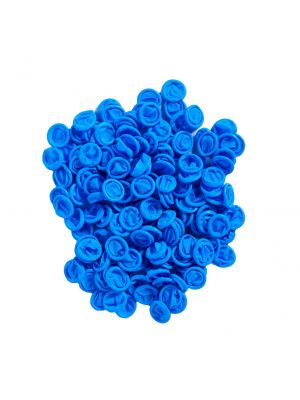 Blue Anti-Static Powder Free Nitrile Finger Cots