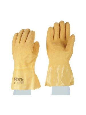Golden Grab-It® II™  - Natural Rubber Latex - 16-312