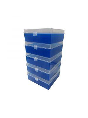 Argos PolarSafe™ 100 Place Cryo Storage Box - Blue - ARG R3126