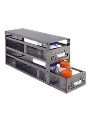 Argos PolarSafe™ 2 Drawer Freezer Rack   - Stainless Steel - ARG RDB102A