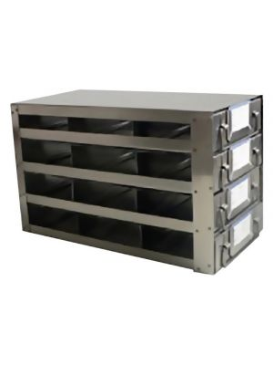 Argos PolarSafe™ 14 Box Freezer Rack Drawer   - Stainless Steel - ARG RDS10027A