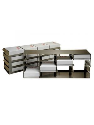 Argos PolarSafe™ Freezer Rack Sides - 2in Box  - Stainless Steel - ARG RFE332A