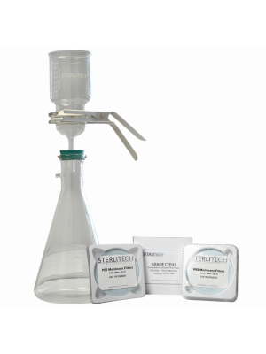 Basic-Botanical-Extraction-Filter-Kit:-90-mm-Glass-Filter-Funnel-and-Filters