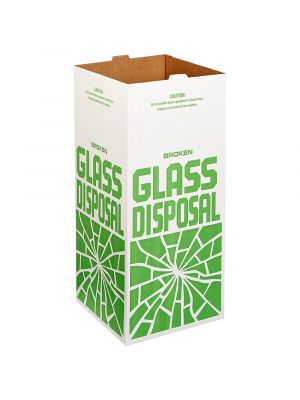 Glass Disposal Carton