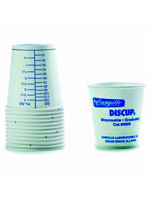 Disposable Paper Beakers, DISCUPS®