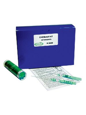 Alkalinity Test Kits - 100-1000 ppm as NaOH Alkalinity (hydrate) Titrets Kit  - CHEM K-9400