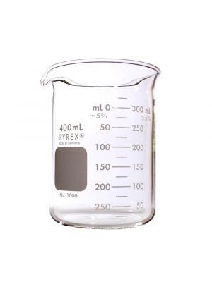 PYREX® Griffin Low Form Beaker, Graduated - 4000l - CORNING 1000-4L