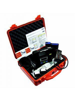 CDS/HazMat Kit with Quantimeter & Charger