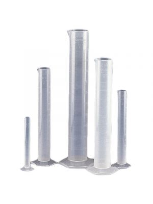 Graduated Cylinder, PMP, ISO 9001 Cerjpgied
