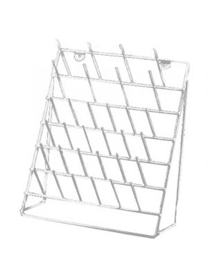 Epoxy Coated Drying Rack