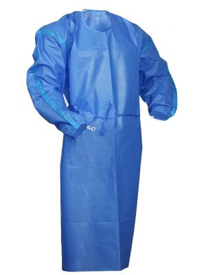 USP800 Compliant Barrier Gown