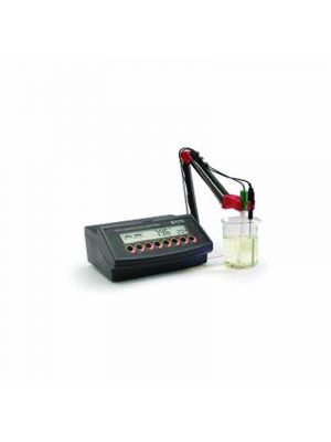 Conductivity A/Resistivity/TDS/Salinity/Temperature Bench Meter