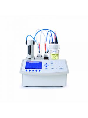 Volumetric Titrator For Moisture Determination, Karl Fischer
