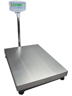 GFK 1320a Floor Checkweighing Scale 1320lb / 600kg x 0.1lb / 0.05kg