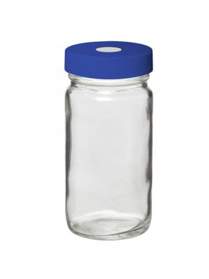 Narrow-Mouth Glass Septa Bottles, VOC