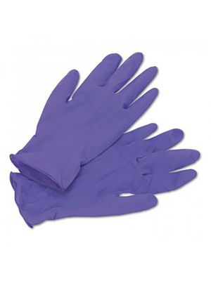 Kimberly-Clark Purple Nitrile Exam Gloves - Nitrile - KC 55082