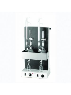 Koehler Dual Extraction Apparatus for Salt/Lead/Acid in Crude