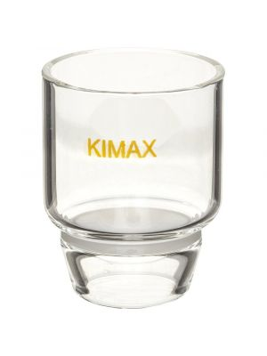 Gooch Filtering Crucible with KIMFLOW® Fritted Disc, KIMAX®