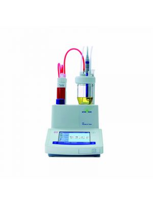 Compact Volumetric KF Titrators