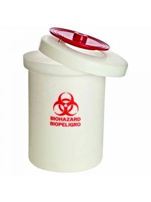 Biohazardous Waste Containers