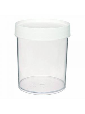 Straight-Side Wide-Mouth Jars, PMP