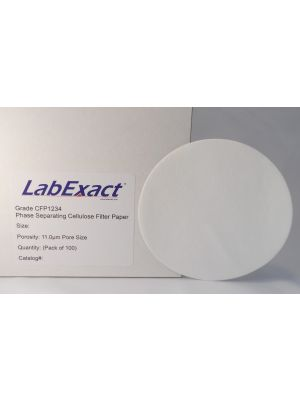 CFP1234 Phase separating cellulose filter paper