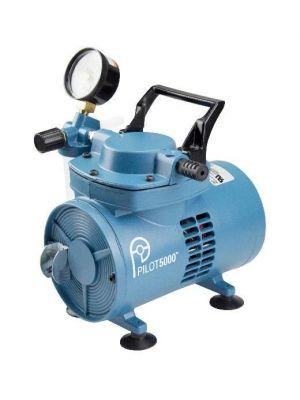 PILOT Chemical Resistant Diaphragm Vacuum Pump (TLD5000), 110V