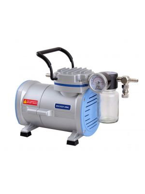 Rocker 300C, PTFE Coated Chemical Resistant Vacuum Pump, 110V