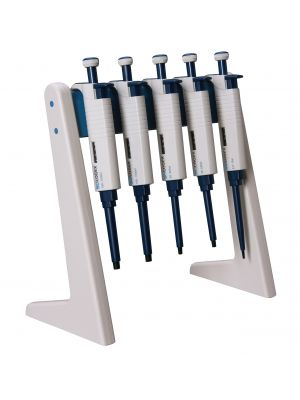 Linear Pipettor Stand for 6 Pipettors