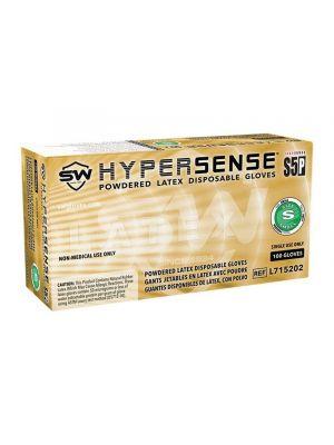 Shen Wei Latex Hypersense Gloves - Latex - SW L007201
