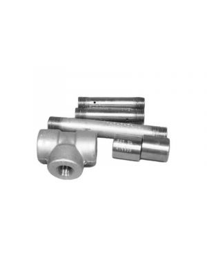 Inconel Manifold for Thermolyne Atmosphere Controlled Ashing Furnaces - Inconel Manifold - AY408X1
